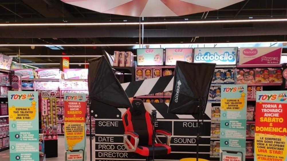 Toys center arriva ai Gigli di Firenze