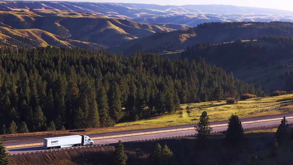 Trasporti più sostenibili con la logistica collaborativa di CHEP