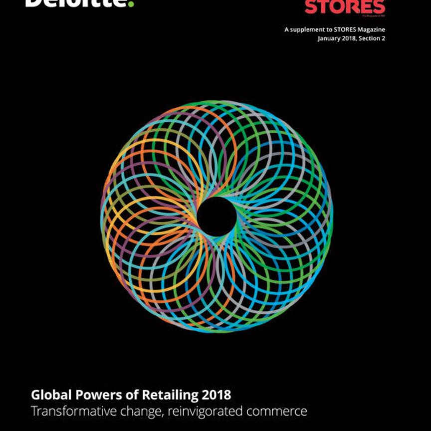 Deloitte: chi sale e chi scende nel retail mondiale