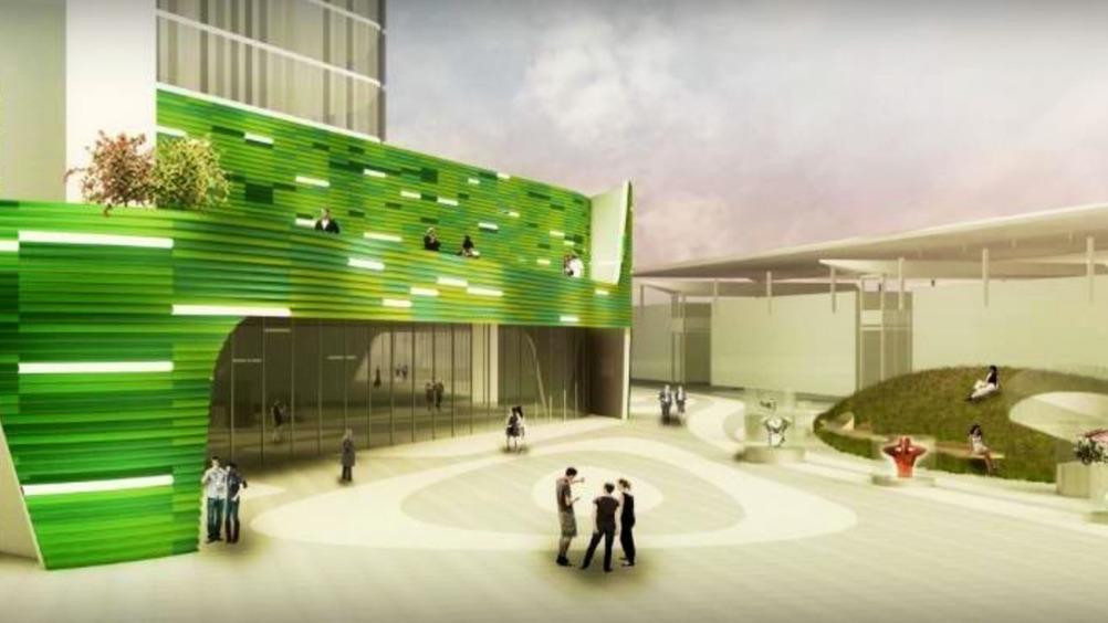 Il centro polifunzionale Tne Mirafiori occuperà un lotto di 62.000 mq