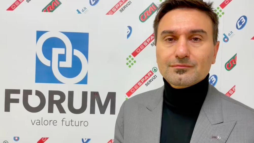 Pippo Cannillo è il nuovo presidente della supercentrale Forum