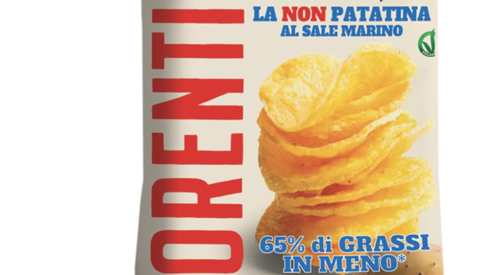 Snick Snack, la patatina non fritta di Fiorentini