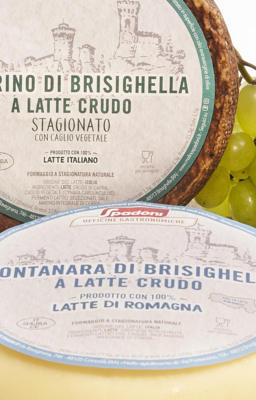 Officine gastronomiche Spadoni: le nuove proposte
