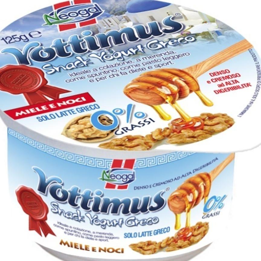 Neogal debutta in Italia con tre linee di Yogurt greco