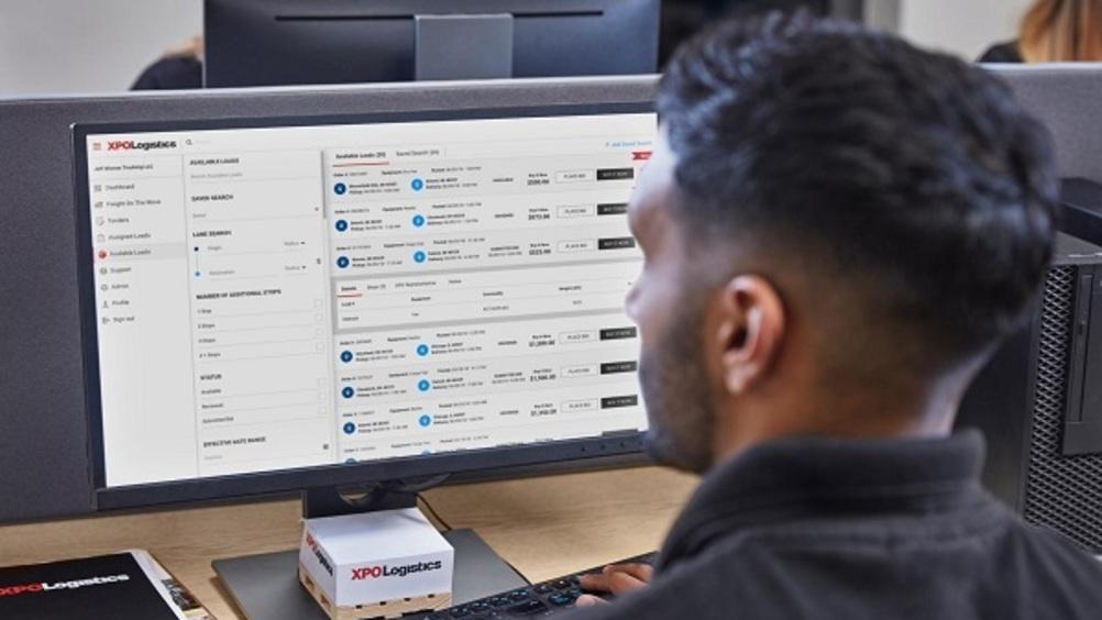 Xpo Logistics: accelera l'utilizzo dell'app della piattaforma di trasporto digitale