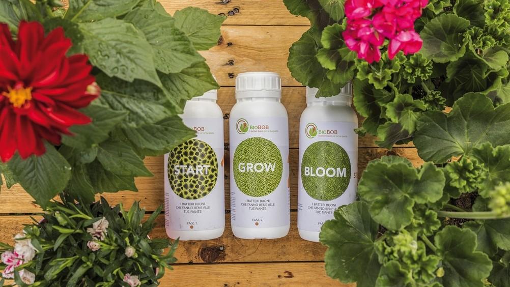 BioBob: la nuova linea dedicata agli amanti del giardinaggio e dell'orto