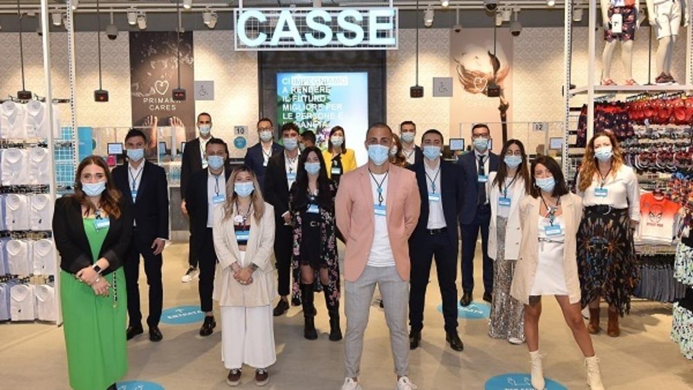 Primark inaugura il suo secondo store a Roma