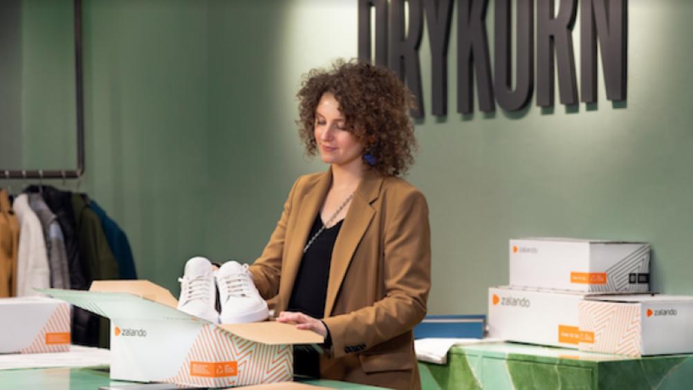 Zalando lancia Connected Retail in Italia