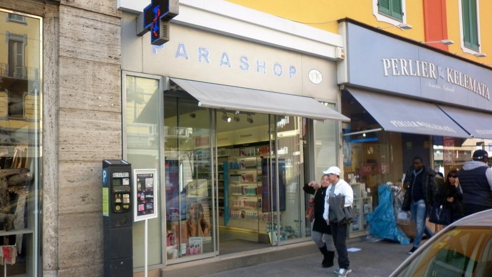 Parashop, Milano Corso Buenos Aires
