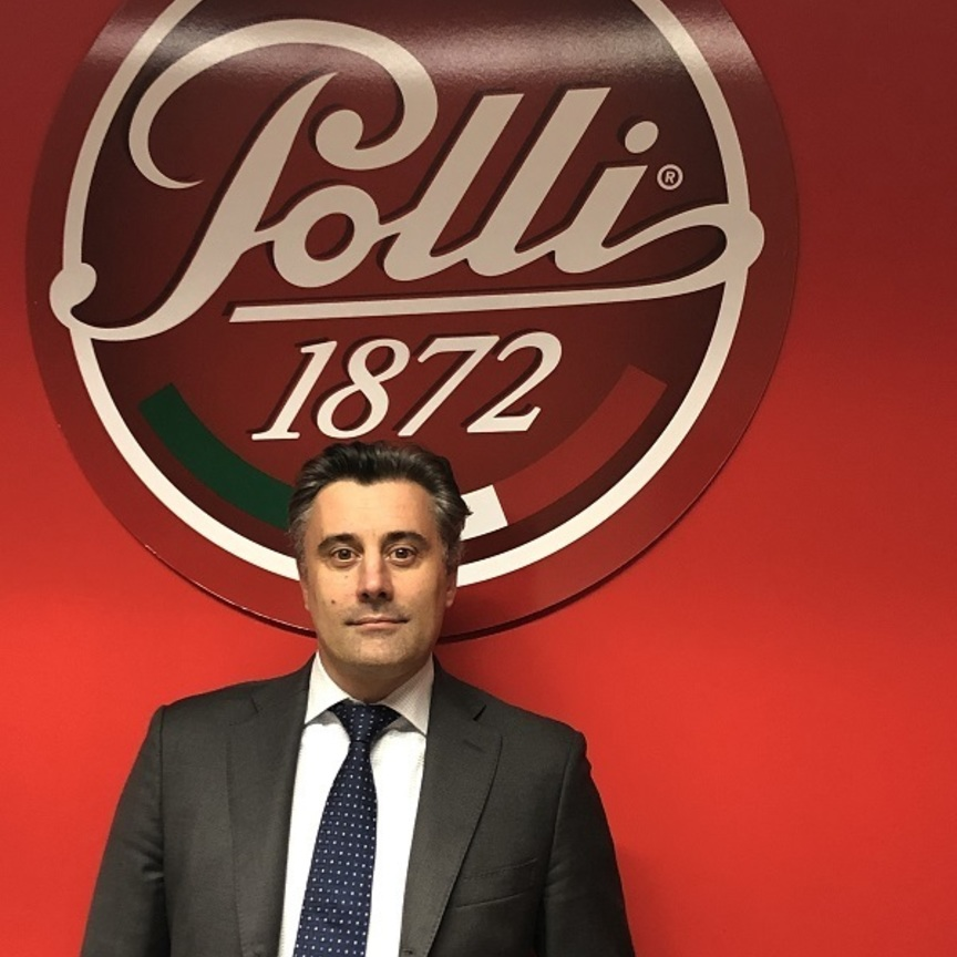 Marco Fraccaroli è il nuovo AD di F.lli Polli