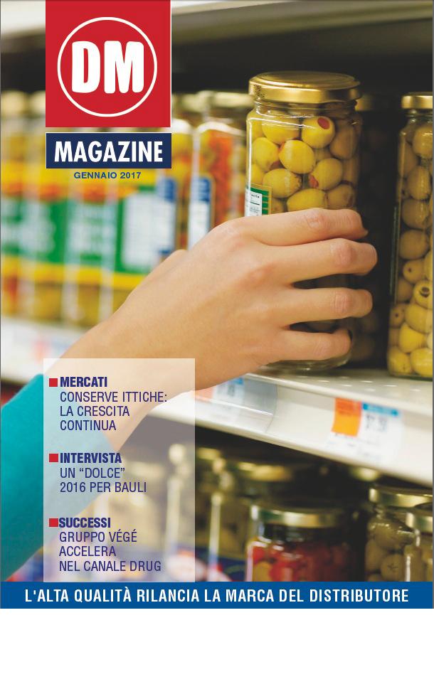 DM Magazine Gennaio 2017