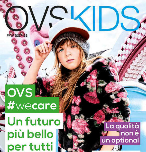 Ovs Kids entra in Olanda in partnership con Vidrea Retail