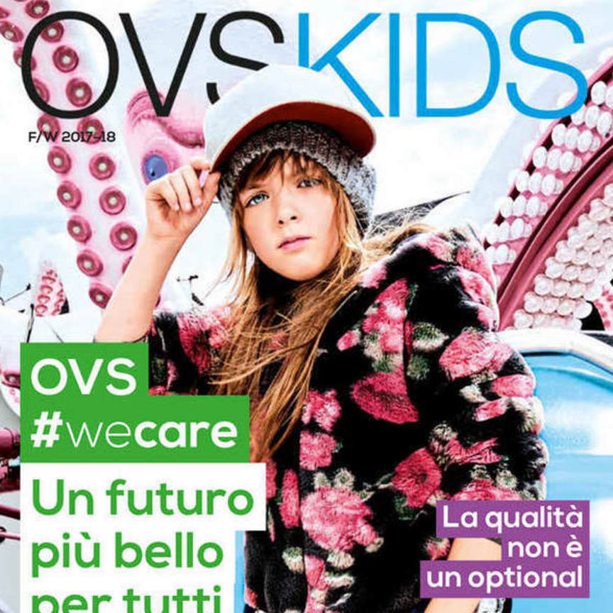 Ovs Kids entra in Olanda in partnership con Vidrea Retail
