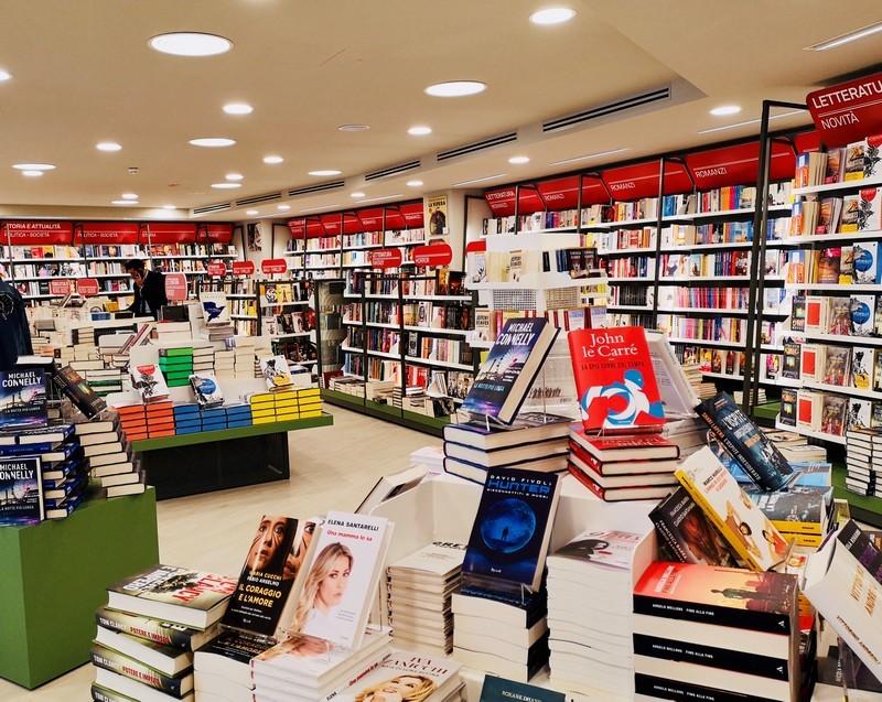 Mondadori Retail, 10 aperture nel Centro-Sud
