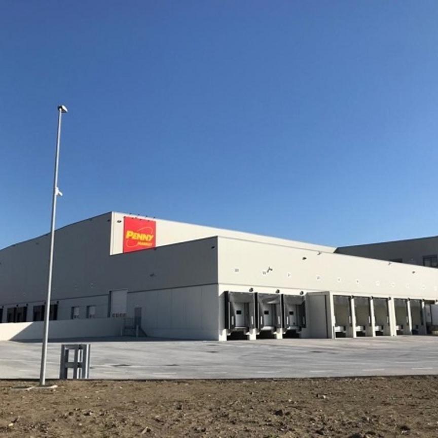 Penny Market inaugura il nuovo centro logistico per il Sud Italia