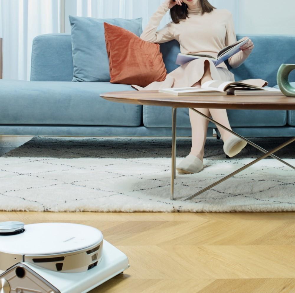 Samsung presenta al CES 2021 il robot aspirapolvere più intelligente di sempre
