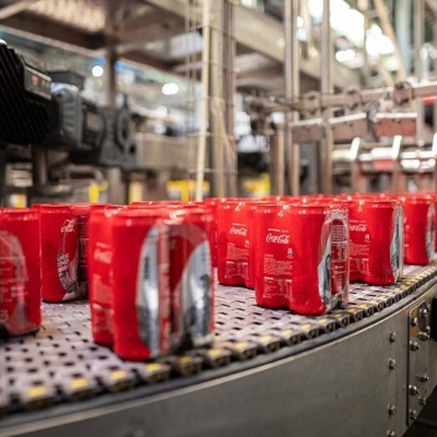 Coca-Cola HBC Italia amplia la produzione e investe negli stabilimenti italiani