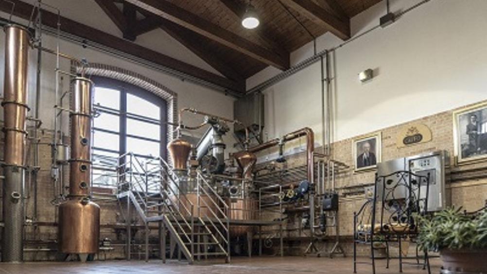 Museo Distilleria F.lli Caffo