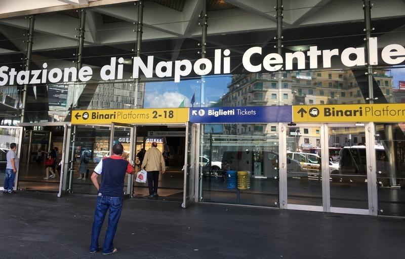 Una nuova food hall a Napoli Centrale