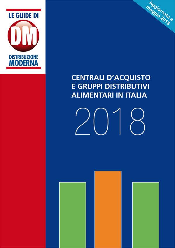 Centrali d'acquisto e Gruppi distributivi alimentari in Italia 2018 (edizione di maggio)