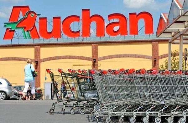 Rebranding a sorpresa per il centro Auchan di Napoli Via Argine