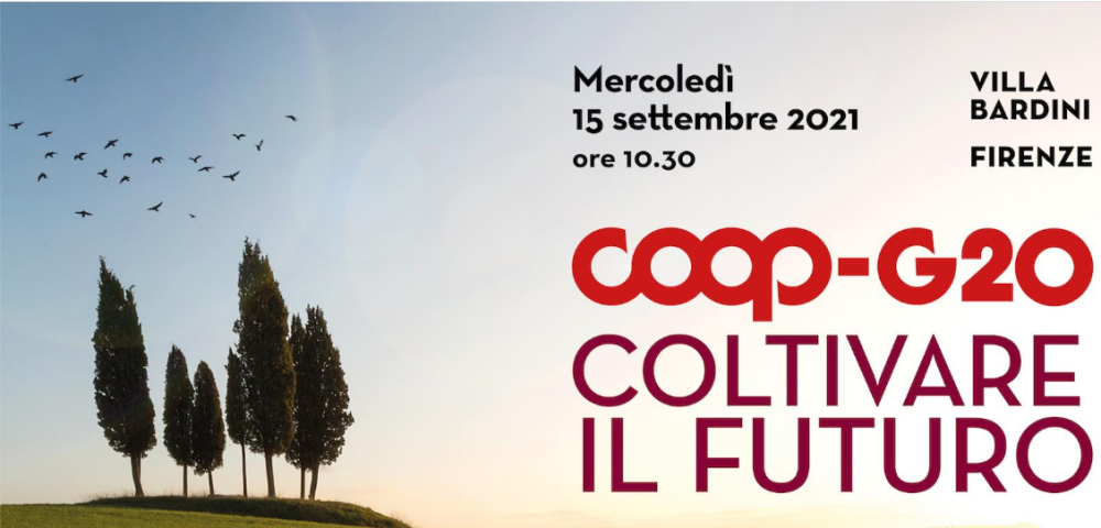 Coop-G20, coltivare il futuro