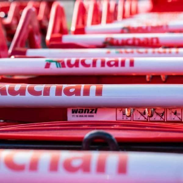 Auchan chiude 21 punti vendita in Francia