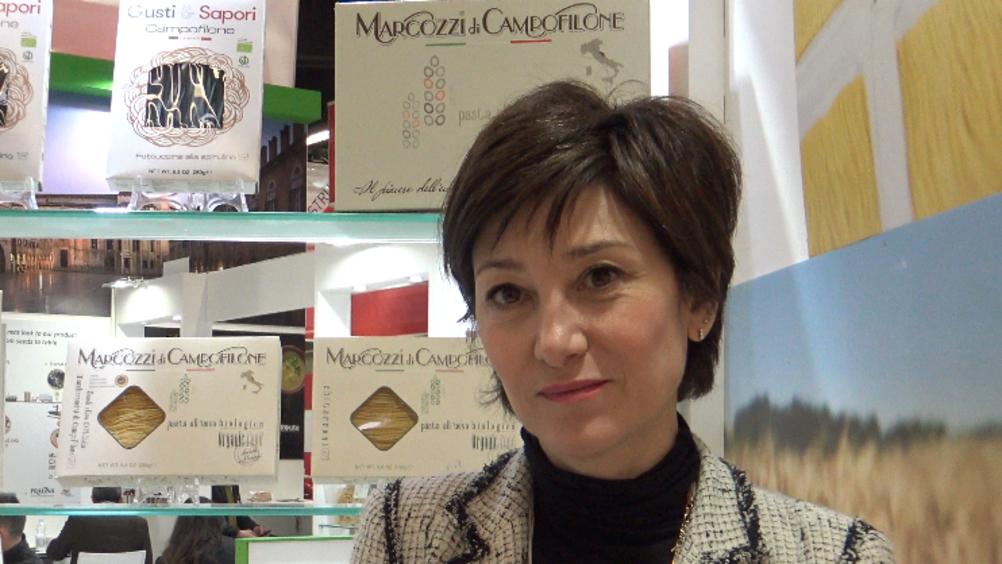 Marcozzi sperimenta nuove tipologie di pasta