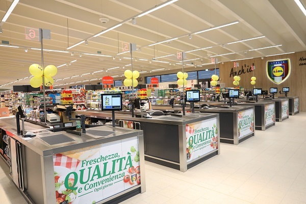 Lidl apre un nuovo supermercato a Parma