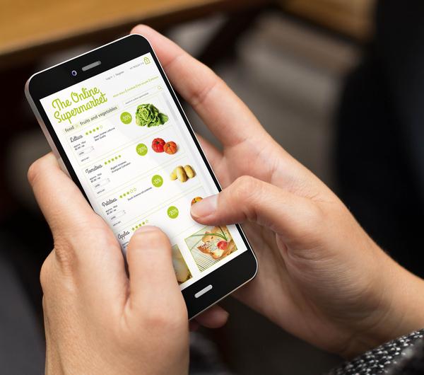 Il grocery online quadruplica il ritmo