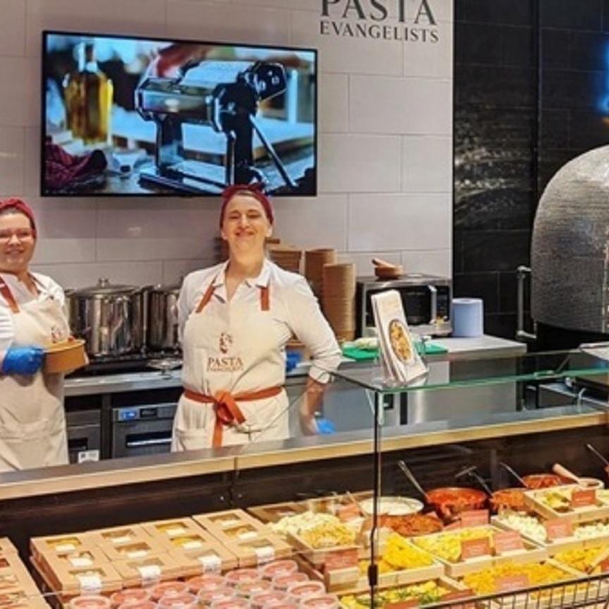 Barilla compra Pasta Evangelists e si espande nel Regno Unito