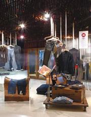 Rivet Levi's Icon Store