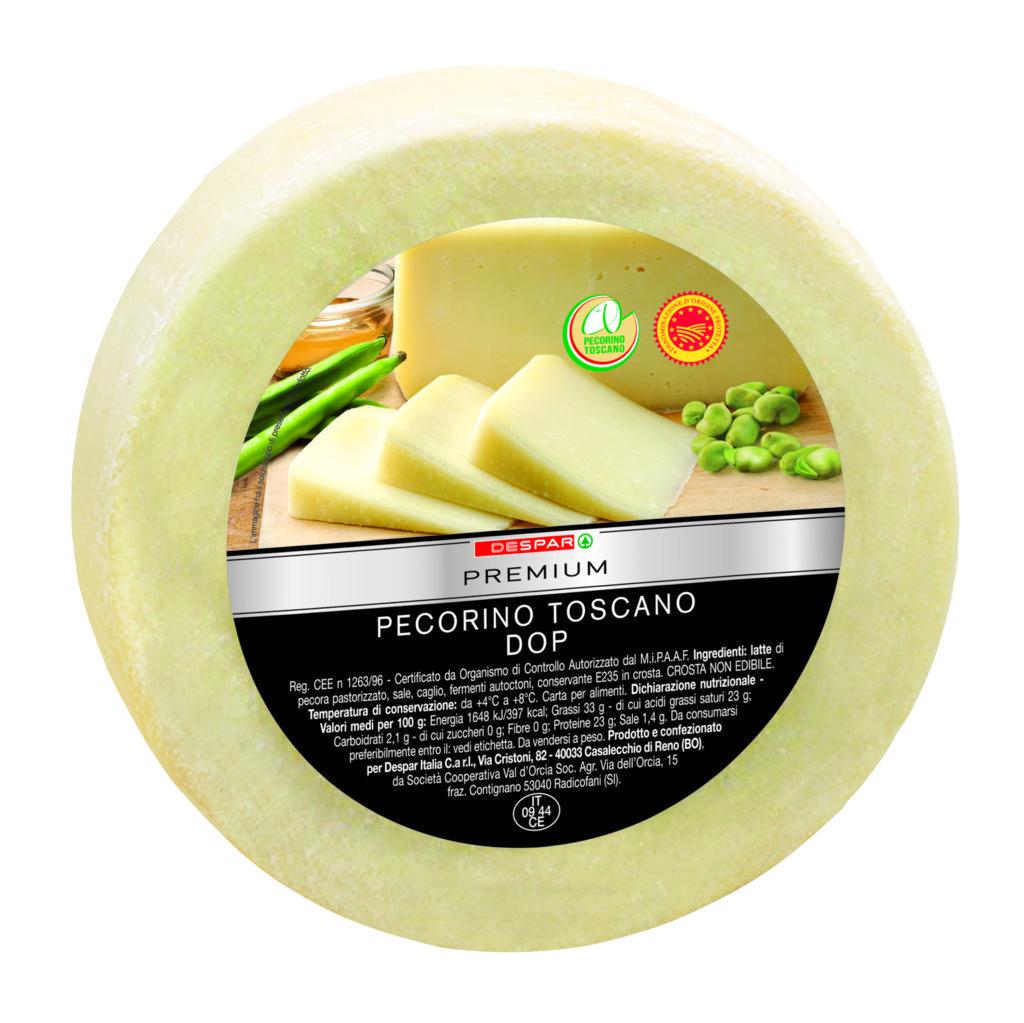 Despar lancia la nuova linea di formaggi Premium