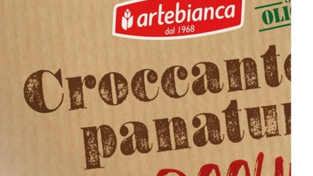 Artebianca presenta la Croccante panatura in fiocchi