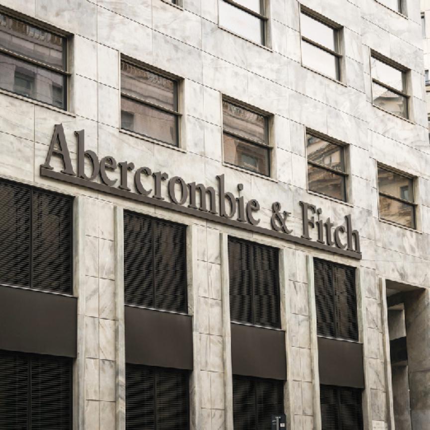 Abercrombie&Fitch: Milano addio