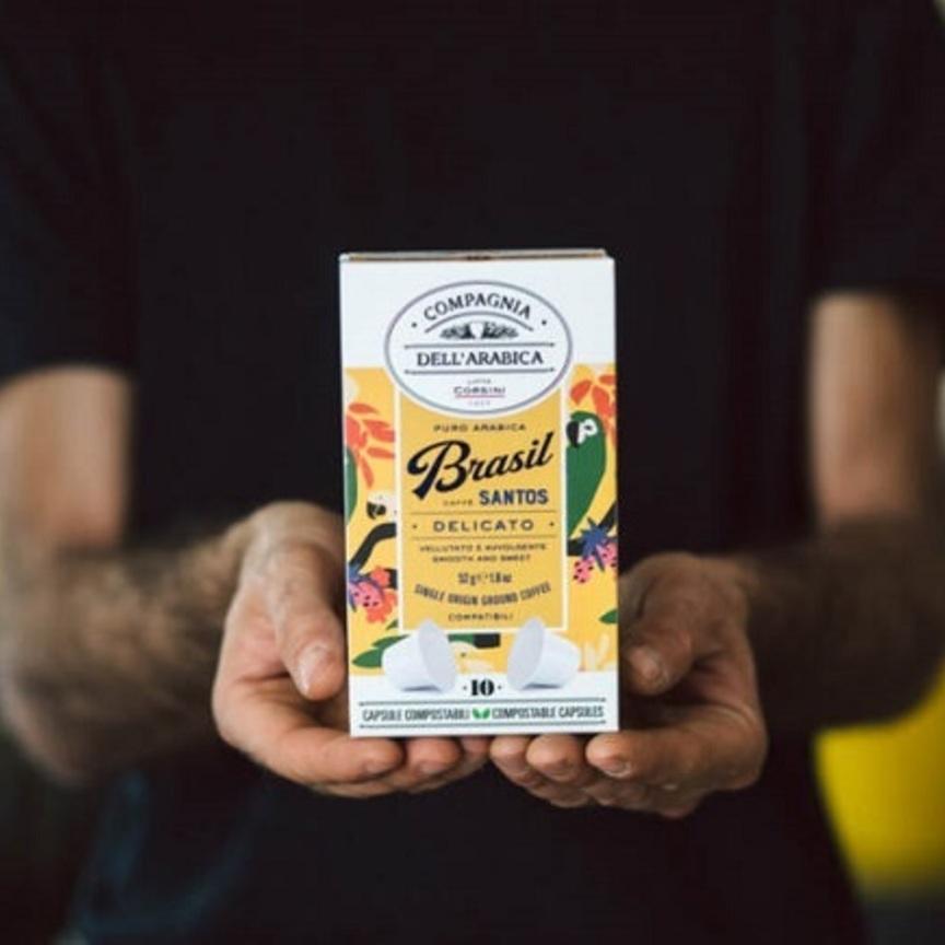Caffè Corsini rafforza il suo impegno per la sostenibilità ambientale
