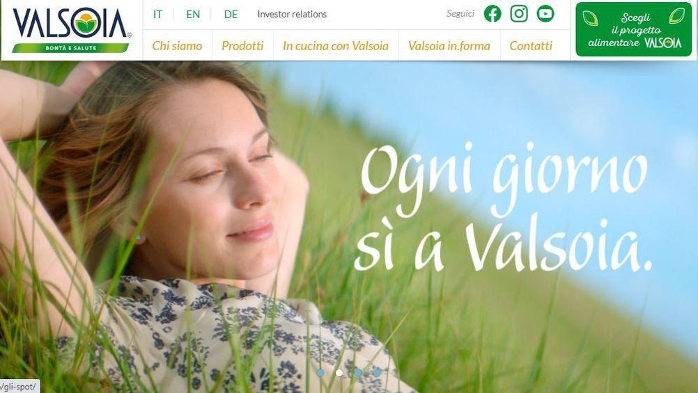 Valsoia approva l'Informativa periodica aggiuntiva al 31 marzo 2021