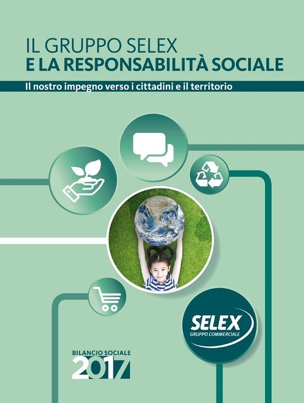 Selex pubblica il quinto bilancio sociale