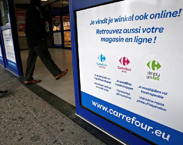 A Bruxelles Carrefour consegna anche la domenica con ShipTo
