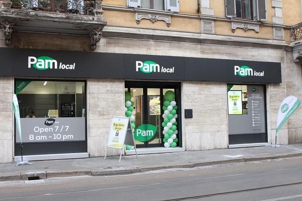 Pam Panorama apre un nuovo Pam Local a Milano