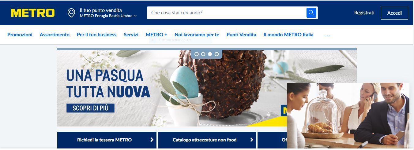 Metro Italia al fianco di Adm: aprire il cash and carry al consumatore finale