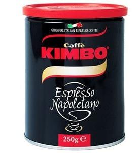 Cafè do Brasil cambia nome e diventa Kimbo