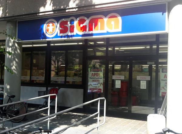 Sigma inaugura il nuovo punto vendita di Modena