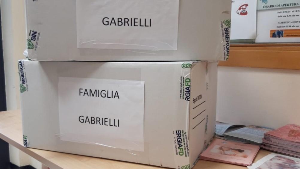 Gabrielli dona 5000 mascherine all'Ospedale di Pescara