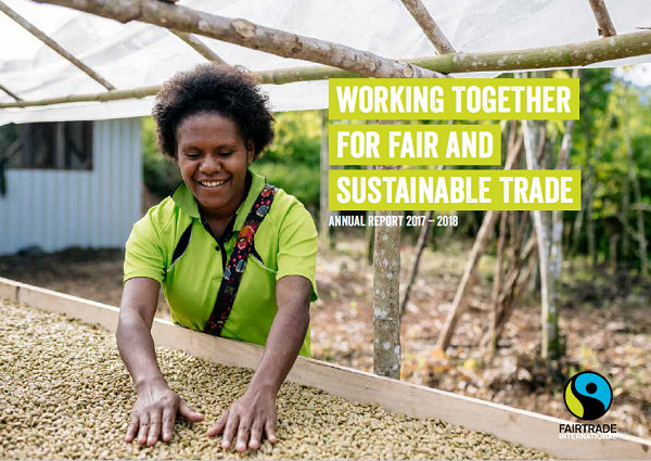 Fairtrade: vendite globali in crescita dell'8%