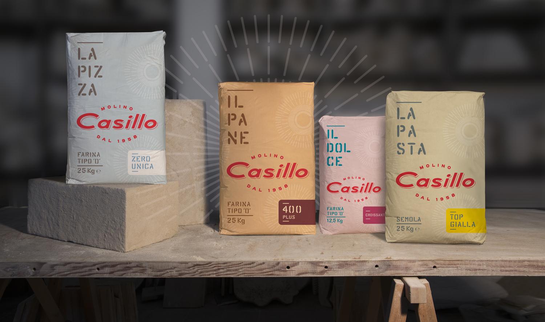 Molino Casillo: la nuova linea professional tra qualità e innovazione