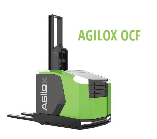 Cls iMation presenta Agilox OCF