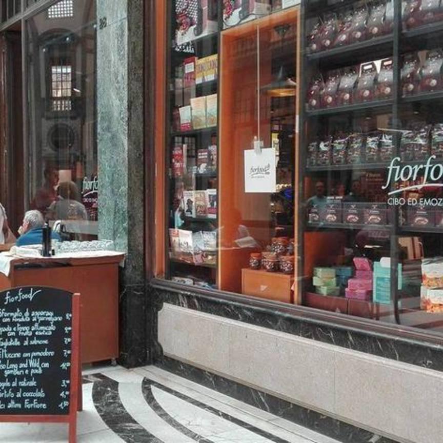 Fiorfood: un anno da capogiro per il primo negozio di Torino