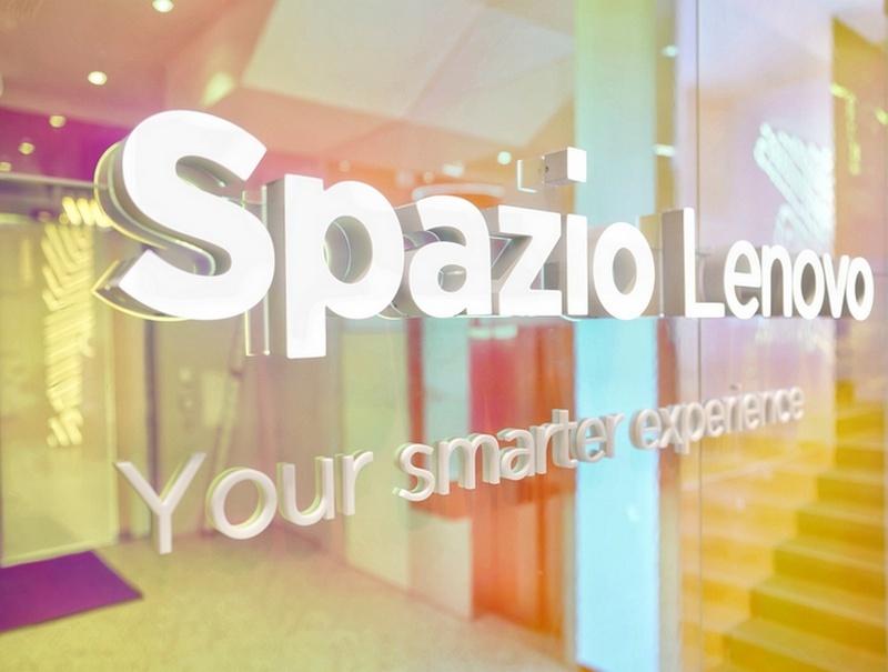 Spazio Lenovo Milano apre al pubblico il 16 settembre