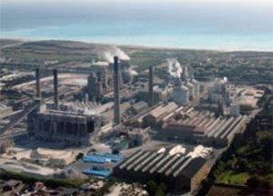 Solvay celebra 100 anni di attivita' industriale in Italia